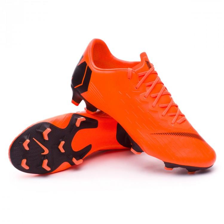 f42d5aebe Schwarz sports   fashion - Nike Vapor 12 PRO FG Total-Orange   Black