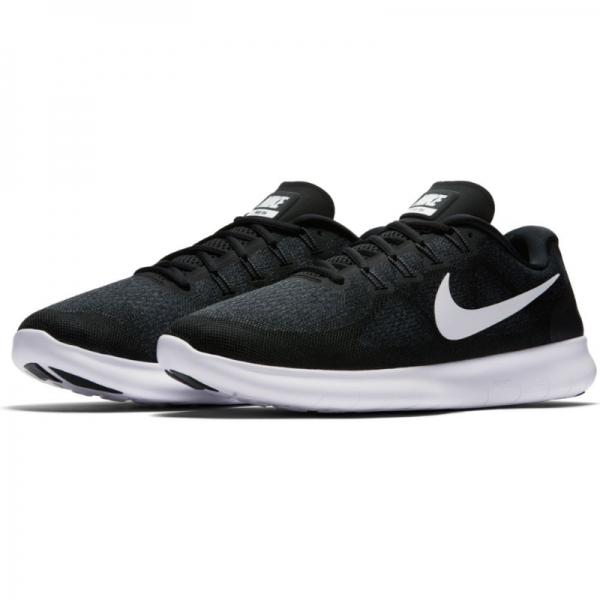 5c73546cc3 Schwarz sports & fashion - Nike Free RN 2017, black /white / dark-grey